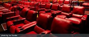 Picture of theater recliners; Source: AMC Entertainment Holdings Inc.