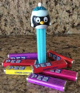 Photo of PEZ dispenser with candies