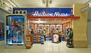 Photo of Hudson News at JFK airport