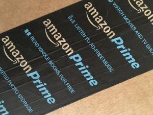 Amazon Prime shipping tape