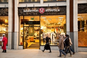 Photo of Lululemon store