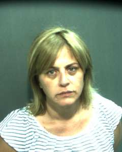 Mugshot photo of Lisa Olivardia