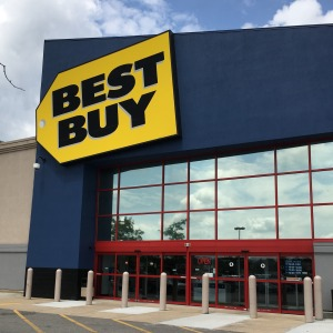 photo of Best Buy store