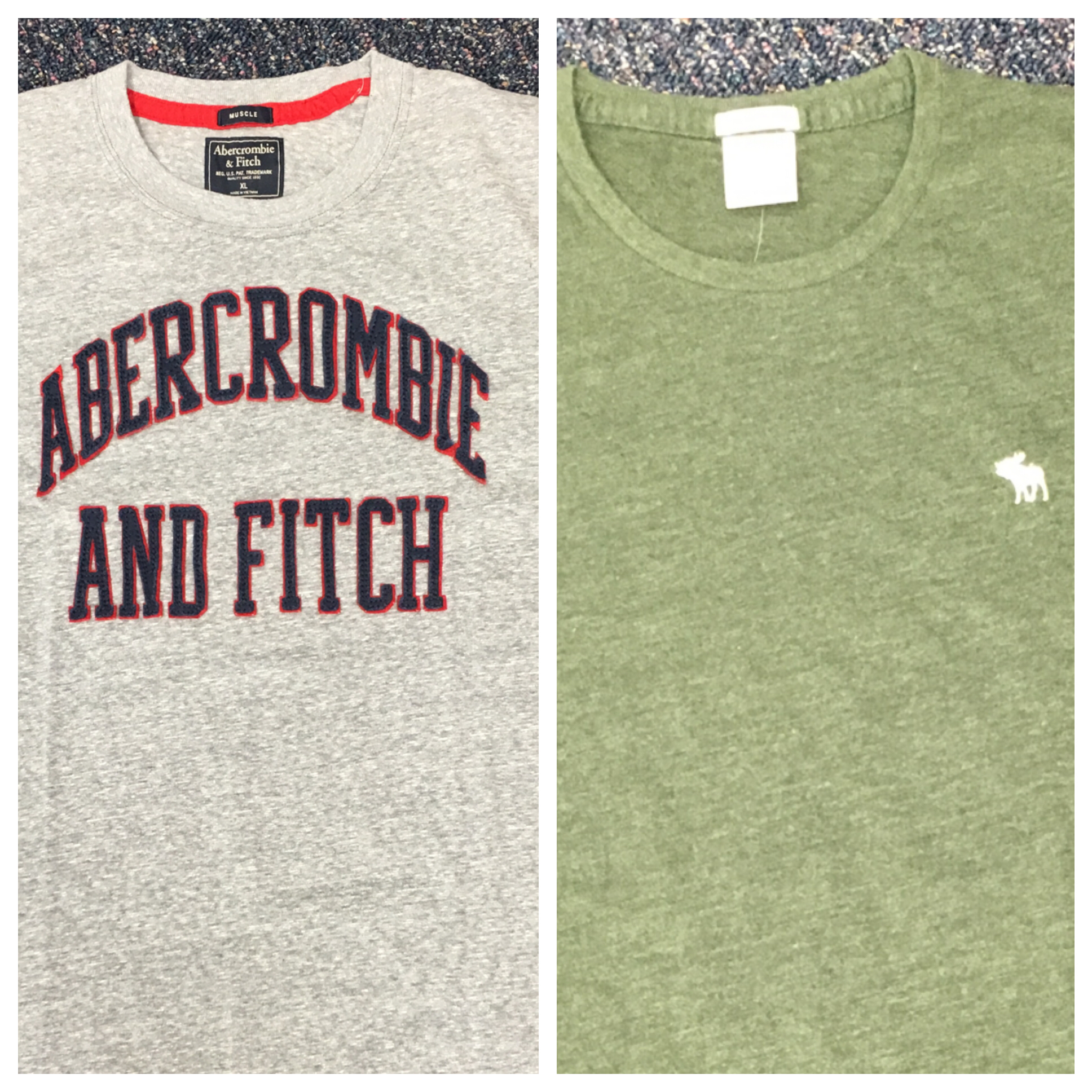 abercrombie and fitch subsidiaries