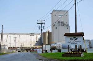Photo of Cargill plant